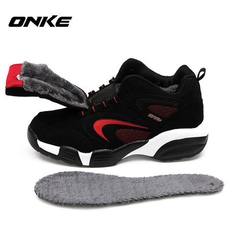 shoes for in winter onke winter sneaker boots running shoes outdoor