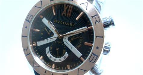 Blvgari Kulit Murah arloji jam tangan bvlgari kw diagono automatic