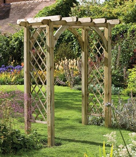 Garden Arch Ideas Best 25 Garden Arches Ideas On Pinterest Garden Archway Small Garden Arch And Small Garden