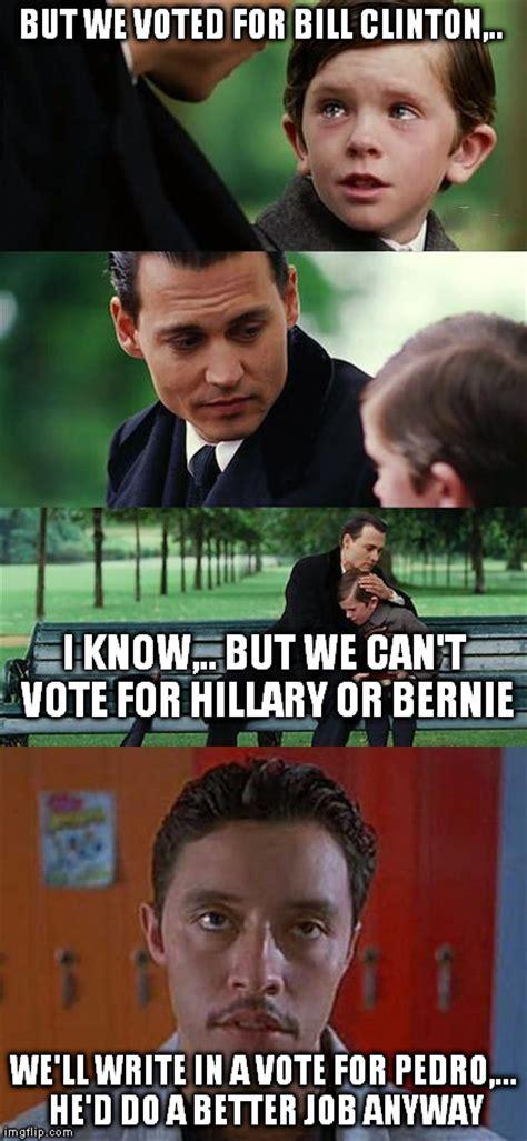Vote For Pedro Meme - vote for pedro instead imgflip
