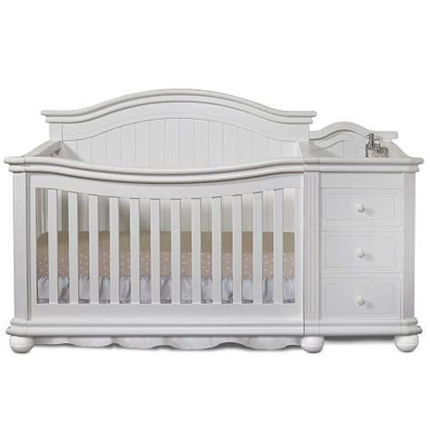 baby bed with changing table 25 best ideas about crib with changing table on pinterest