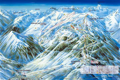 Station de ski Ax 3 Domaines Pyrénées Ariège Vacances