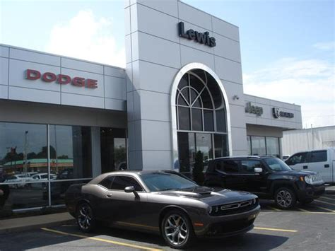 Fayetteville Nc Jeep Dealer Lewis Chrysler Dodge Jeep Ram Car Dealership In