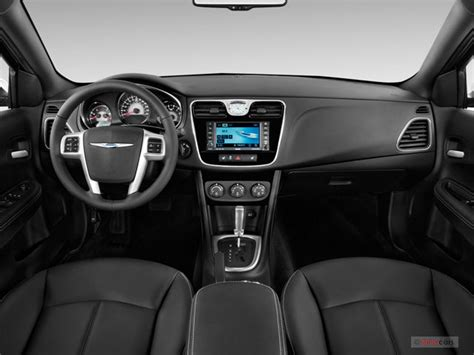 2012 Chrysler 200 Interior by 2012 Chrysler 200 Prices Reviews And Pictures U S News