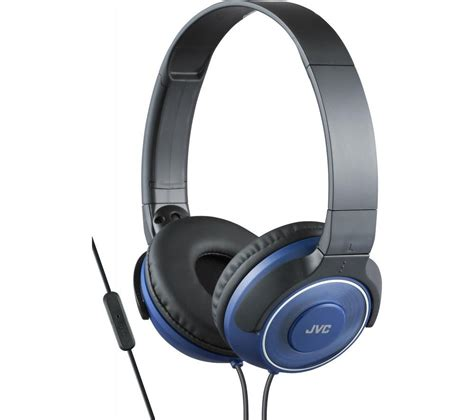 Headset Jvc Jvc Ha Sr225 A E Headphones Blue Deals Pc World