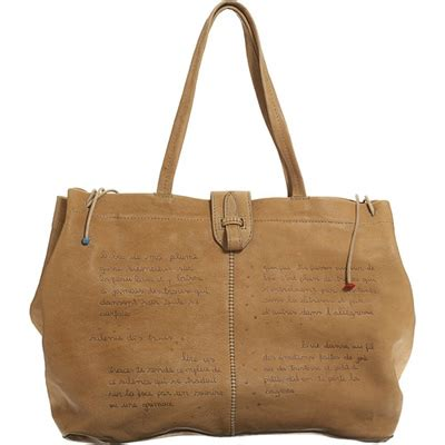 Henry Cuir Insaisissable Poem Tote Is Beautiful Beyond Words henry cuir insaisissable poem tote purseblog