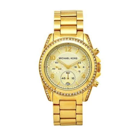Mk5639 Michael Kors Blair Gold Tone Stainless Steel michael kors mk5166 s blair gold tone stainless