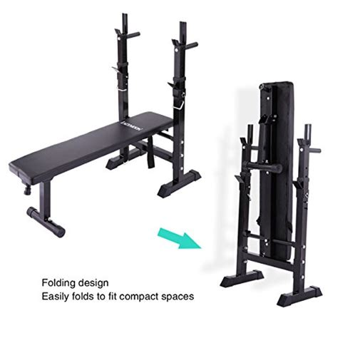 flat folding weight bench jaxpety adjustable folding weight lifting flat incline