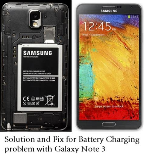 Phone Lookup One Time Charge How To Fix Galaxy Note 3 Not Charging Or Charging Issue Technobezz