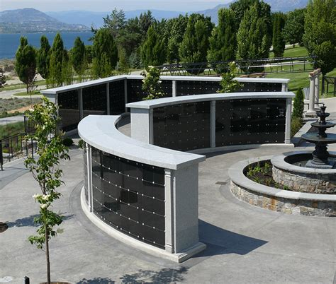 Architectural Design Plans by The Pacific Northwest Pushing Columbarium Design Forward