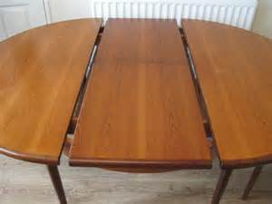 antiques atlas g plan dining table amp chairs