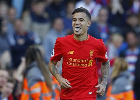 Philippe Coutinho I M Happy To Says Liverpool Midfielder Philippe
