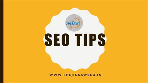 Top Tips On Seo Link Ppt Top Seo Tips Powerpoint Presentation Id 7482918