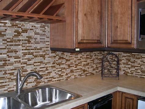 Glass Tile Backsplash Kitchen Pictures Pintar Azulejos Cocina Para Decorar Vuestros Interiores