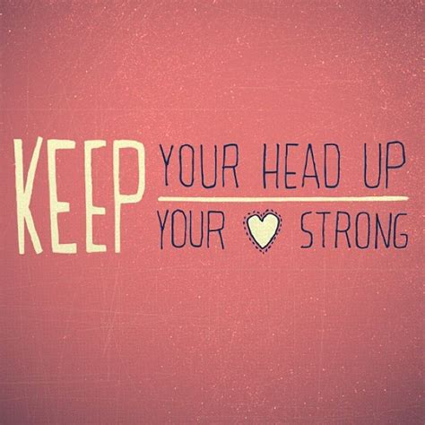Keep Your keep your up keep your strong pinpoint