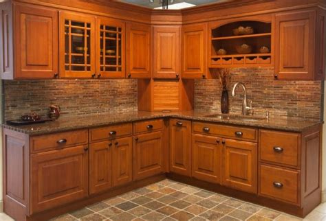 mission style kitchen cabinets mission style cabinet doors spaces asian with accent tile