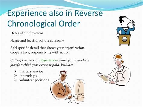 Writing An Effective Resume by Writing An Effective Resume