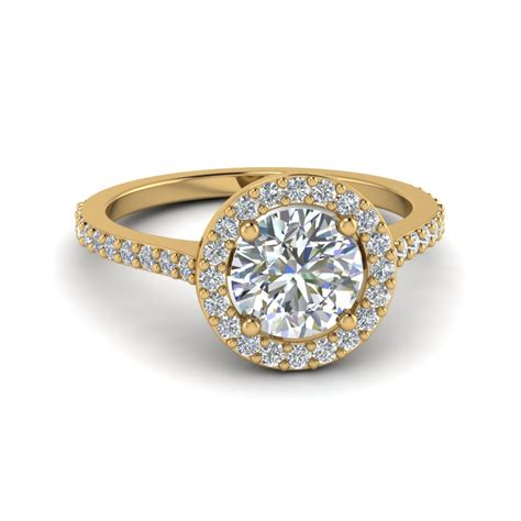 alluring pave micropave set engagement rings