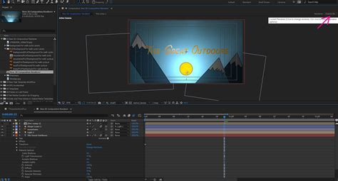 tutorial opening after effect what are the best after effects render settings
