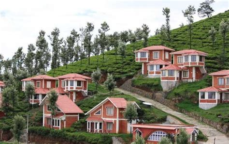 cottages in a serene resort in ooty uberstay