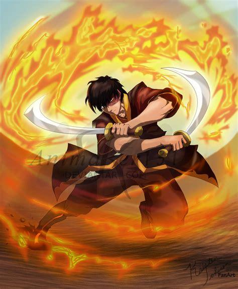 Lu Zuko firebender prince zuko by animaker131 on deviantart