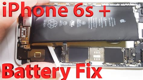 iphone   battery replacement   minutes youtube