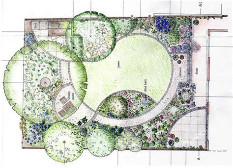 planos jardines 10 dise 241 os para jardines peque 241 os guia de jardin