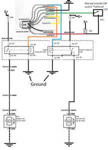 flex a lite fan controller wiring diagram techunick biz