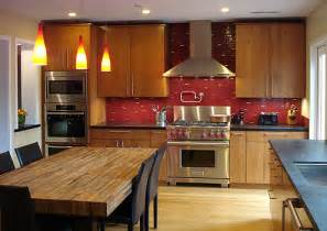 Red Kitchen Backsplash Ideas 3 Awesome Color Combinations For The Kitchen
