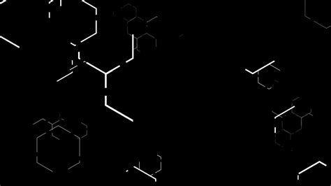 sci fi background animated technological sci fi hexagon background loop