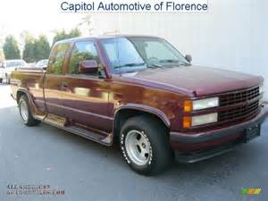1993 chevrolet c k c1500 extended cab in hunt club