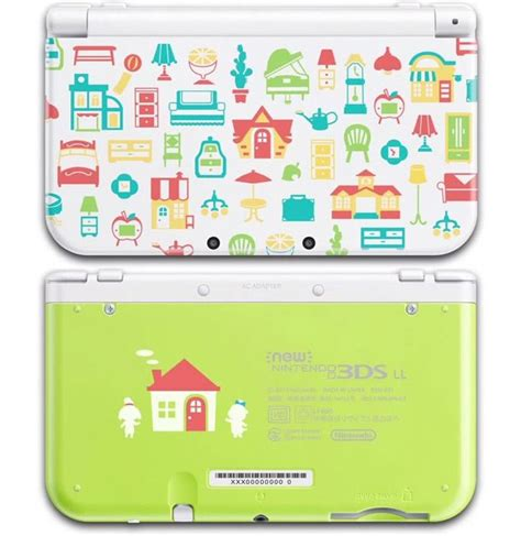 animal crossing 3ds console animal crossing happy home designer new nintendo 3ds ll