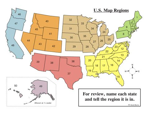 map usa quiz u s maps for study and review