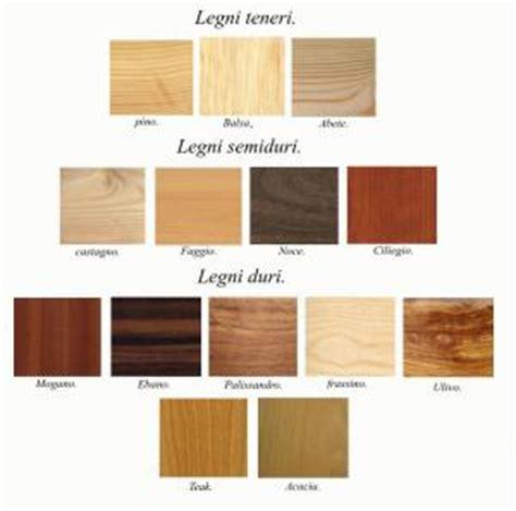 diversi tipi di legno tipi di legno