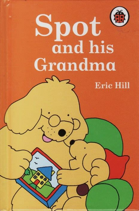 by eric hill spot the dog spot vhs book covers