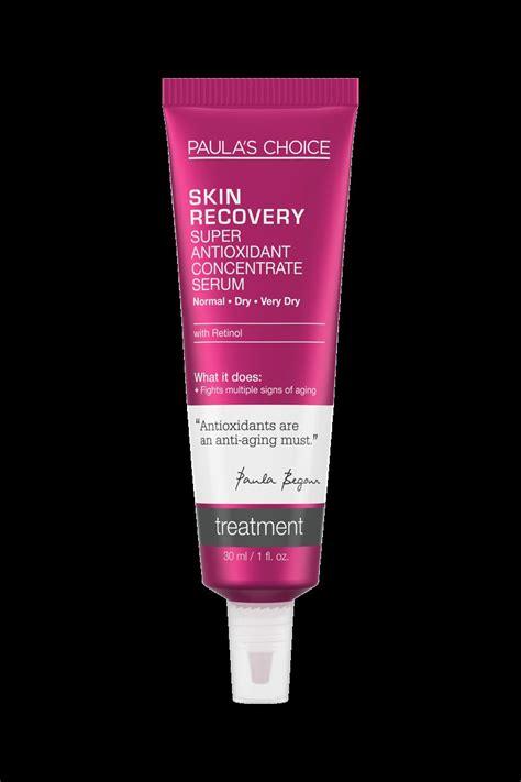 Paulas Choice Skin Recovery Antioxidant Serum With Retinol paula s choice skin recovery antioxidant concentrate