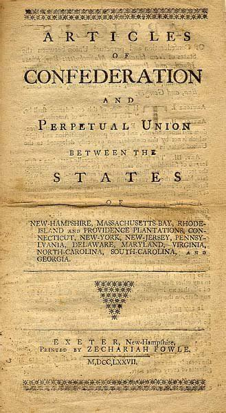 American Document That Recognized Rights