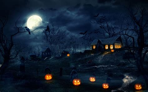 top ten wallpapers best halloween win 10 wallpapers 2