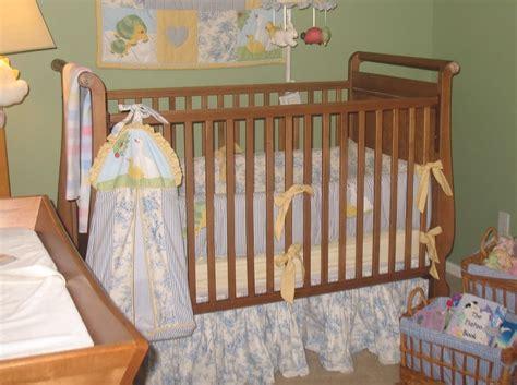 No Crib For Baby Ethan Allen Baby Crib No Drop Side Ebay