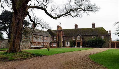 anmer hall the stunning anmer hall on the sandringham estate in