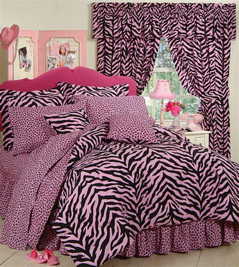 zebra print and pink bedroom zebra animal bedding pink green blue purple zebra bed