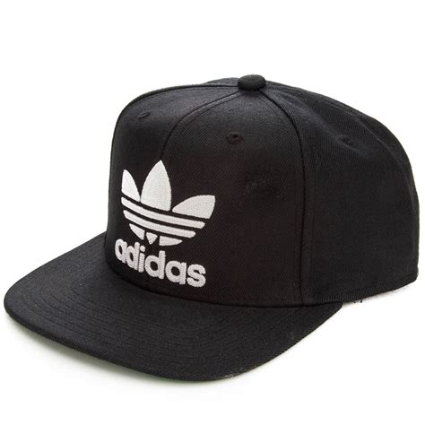 adidas hat adidas originals thrasher chain snapback hat black white