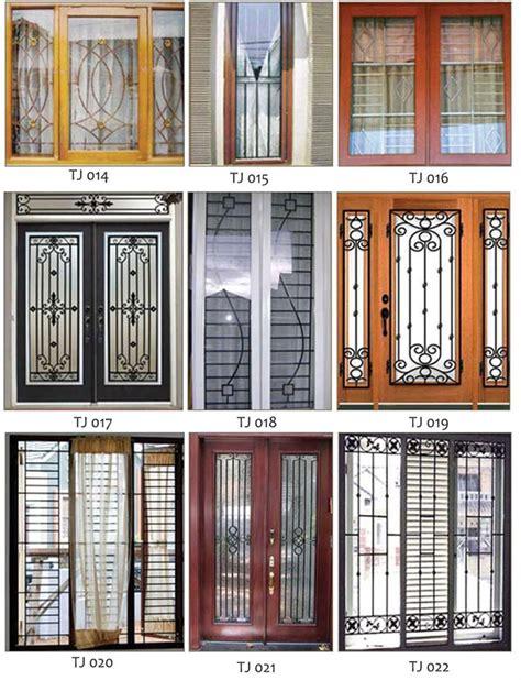 modern window grill design catalogue