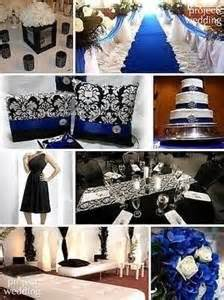 silver and black wedding ideas 1000 images about royal blue wedding on royal