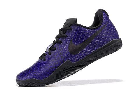 black and purple basketball shoes nike 12 purple black men s basketball shoe