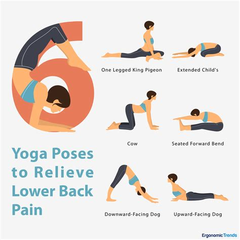 printable yoga poses for back pain 6 yoga poses to help alleviate back pain pick the