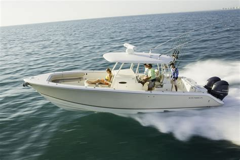 cobia power boats 2016 cobia 344 center console in stock power boat for sale