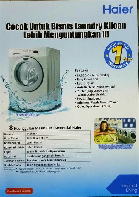 Mesin Cuci Haier mesin cuci heavy duty haier durablelux