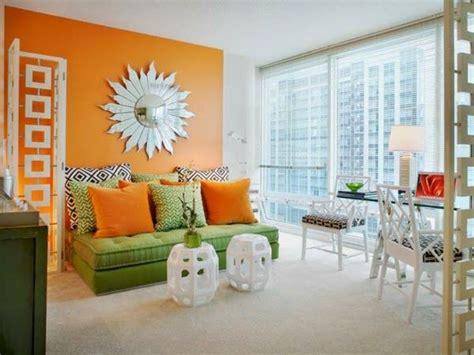 orange paint living room 1000 ideas about orange living rooms on