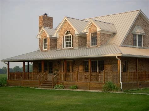 one story farmhouse collection cabin plans with wrap around porch pictures home interior and landscaping